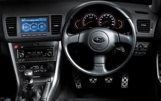 Subaru Legacy 4th Photo